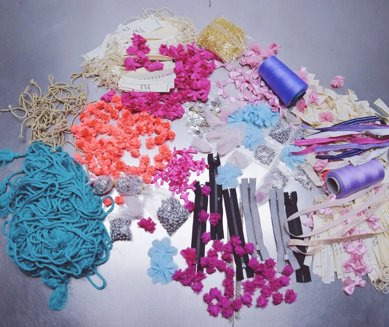 Fabrics and Marterial Sourcing